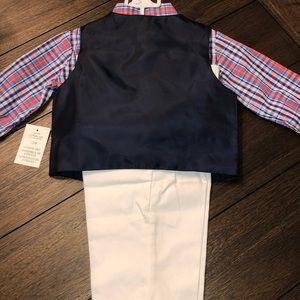 Izod Other - NWT IZOD 4 Piece Infant Suit